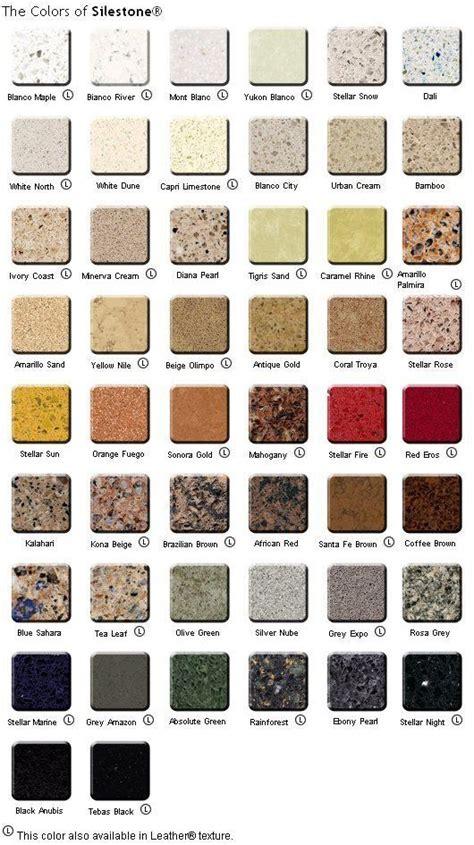 colors of quartz 66 best images about quartz countertops on
