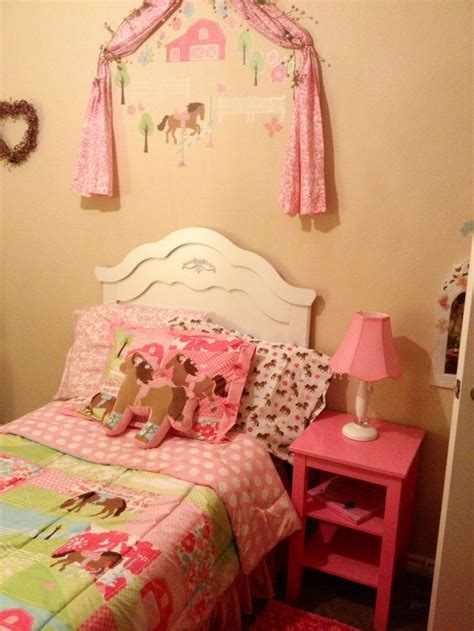 target horse bedding target circo pretty horses bedding target fairy tale pink night stand side table