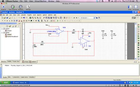 integrator circuit on multisim triangular wave guidance page 2