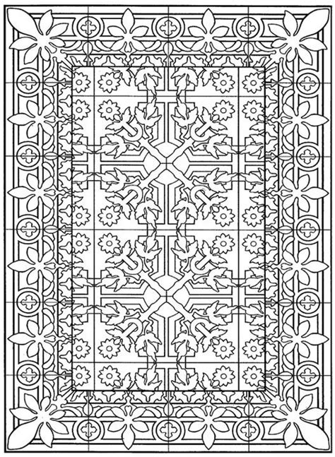 Kids-n-fun.com | 30 coloring pages of Tiles