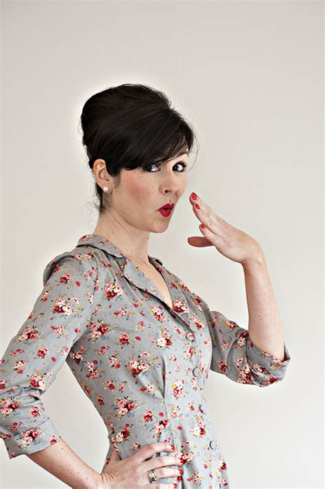 Sew Over It   Introducing the Vintage Shirt Dress   Our