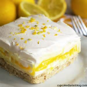 lemon lush dessert recipe recipechart com
