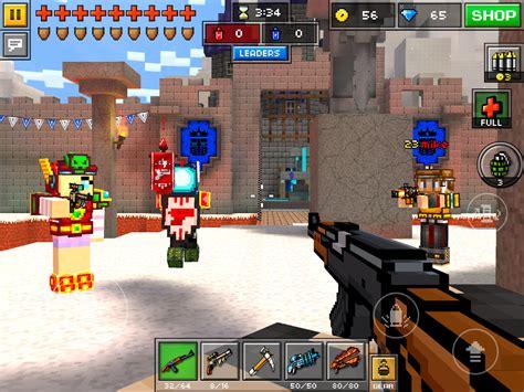 pixel gun 3d games on microsoft store pixel gun 3d screenshot