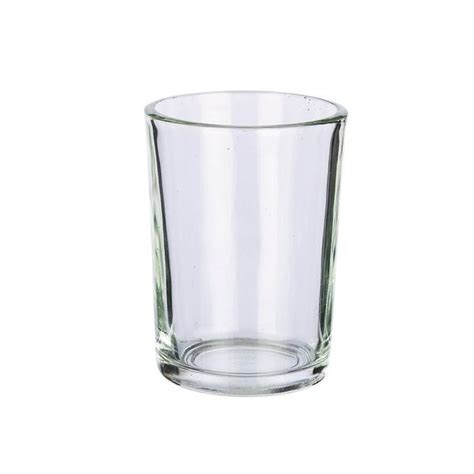 120 x clear glass votive tealight candle holder only ebay