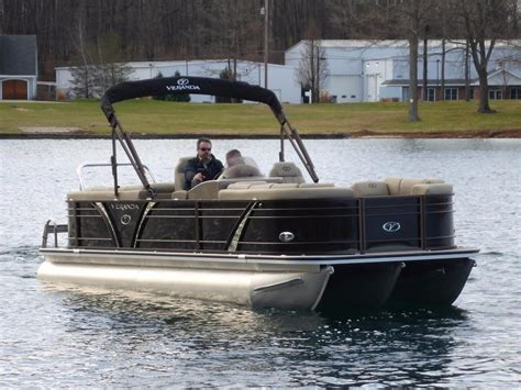 veranda yacht 2016 new veranda v22rc pontoon boat for sale richland