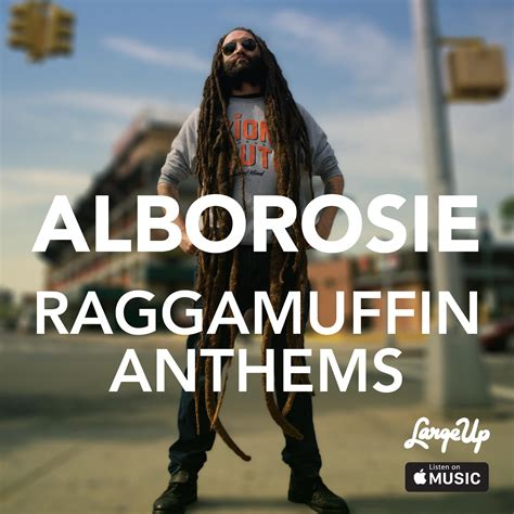 alborosie raggamuffin largeup playlist listen to alborosie s raggamuffin