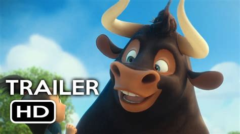 film ferdinand trailer ferdinand official trailer 3 2017 john cena animated