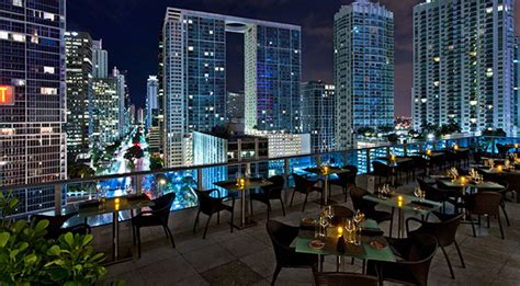 roof top bar miami miami beach guide the best night attractions