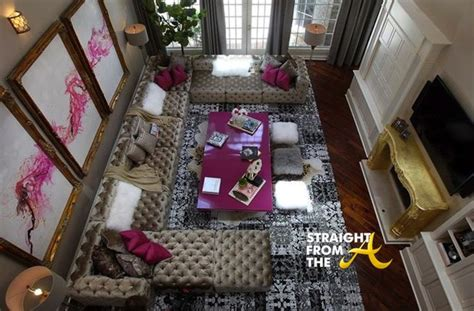 bedroom kandi atlanta kandi burruss living room interior decorating formal