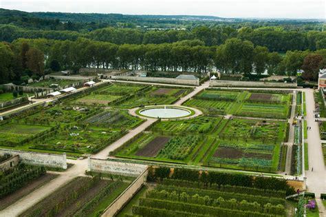 Kitchen Garden Versailles Breuillet Nature Le Potager Du Roi
