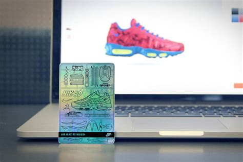 Nike Gift Card Exchange - nike air max 95 collectible trading cards fubiz media