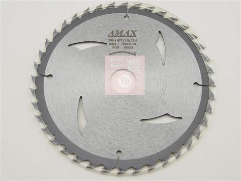 Circular Saw Blade 7 180 Mm X 60t Aluminium Bitec amax é æ ç 7x60t 180x60tx2 2 î 25 4mm ä å äº é æ æ æ é å å