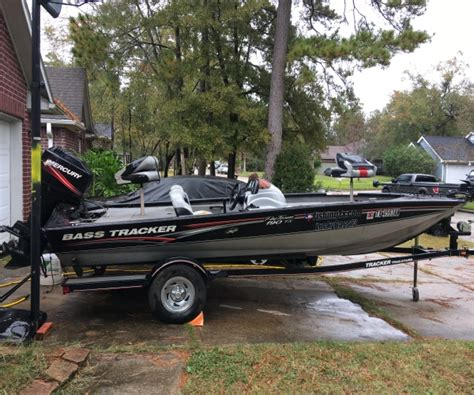 fishing boat for sale texas tracker fishing boats for sale in texas used tracker