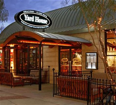 yard house glendale restaurant the o jays and arizona on pinterest