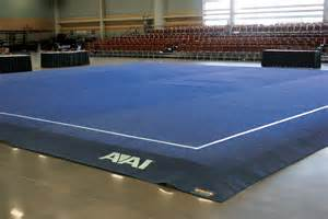 Floor Gymnastics by American Elite Artistic Floor Exercise System