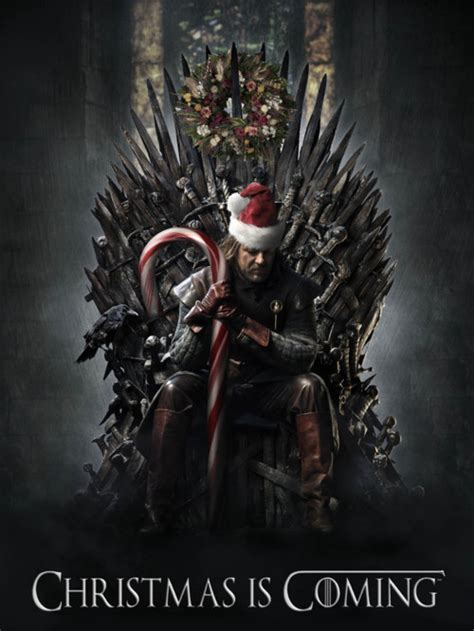 images of christmas is coming christmas is coming game of thrones fan art 27671040