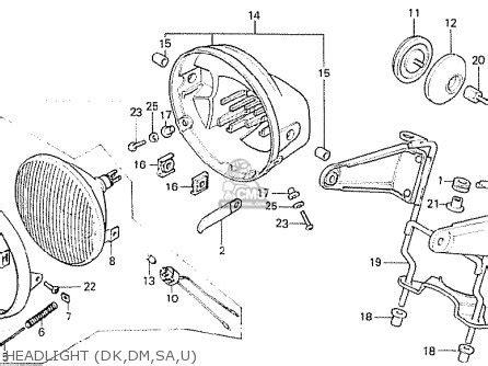1978 honda ct90 wiring diagram imageresizertool