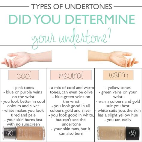 what is my foundation color how to determine your skin s undertone mateja s