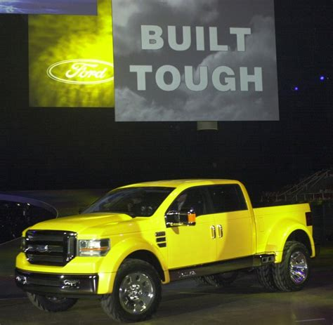 2002 Ford F 350 Tonka Concept Image