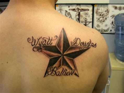 star tattoos designs for guys 50 best designs and ideas