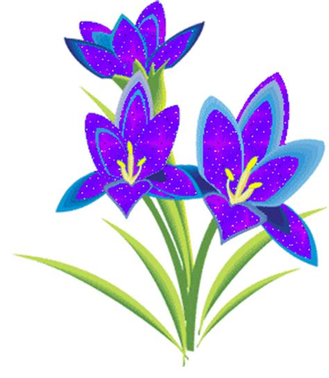 immagini fiori animati animated pictures of flowers clipart best