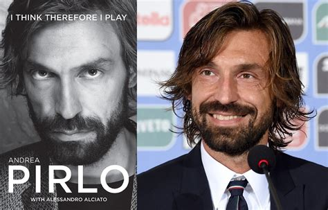 andrea pirlo i think book review andrea pirlo i think therefore i play