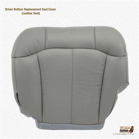 2001 tahoe seat covers 2000 2001 2002 chevy suburban tahoe driver bottom