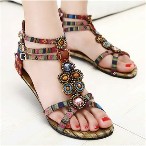 trendy sandals for trendy flat sandals for summer vacation 2018