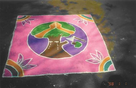 rangoli themes on social issues anubhav mumbai june 2011