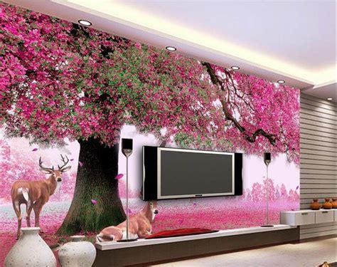 wallpaper designs for bedroom cool unique 3d wall design