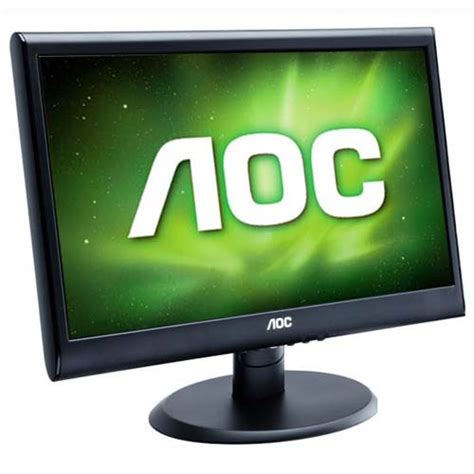 Aoc 18 5 Inch N950sw Lcd aoc e2050sda 20 0 inches led monitor black