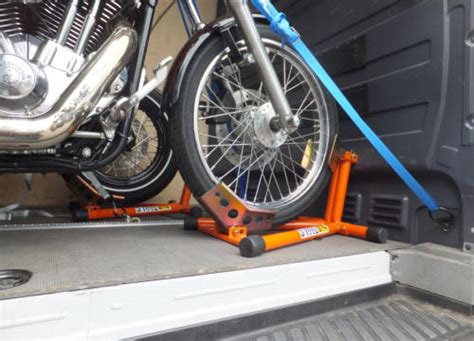 Motorrad Transport Transporter by Motorrad Transport Info Mammut Cargo Transport