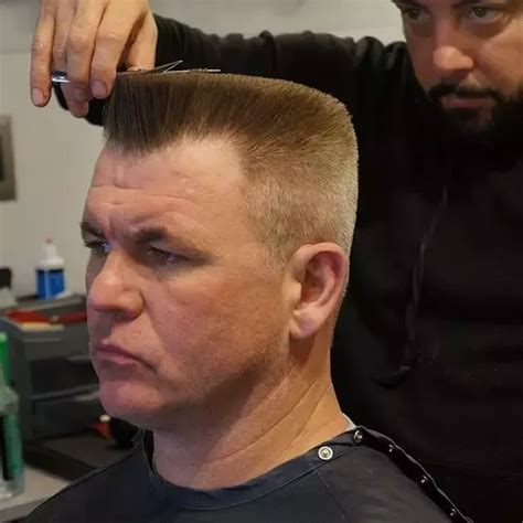 military flat top haircut what are some cool military haircuts quora