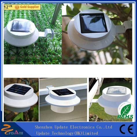 mini solar lights for crafts selling outdoor garden yard 3 led solar gutter lights