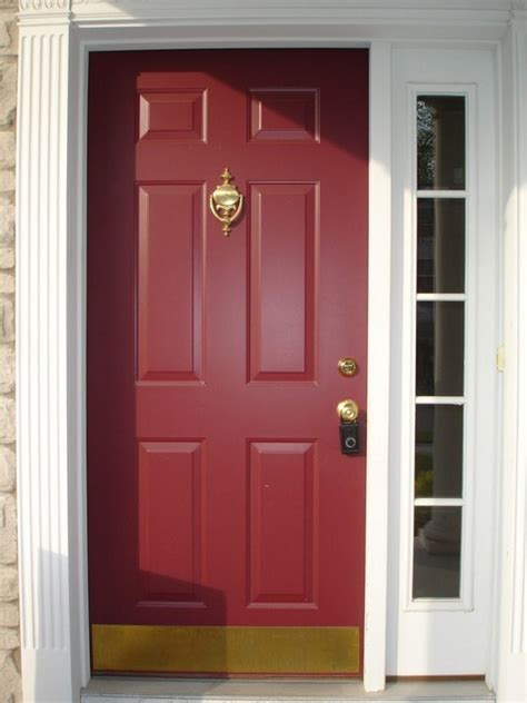 Paint For Exterior Doors Amazing Colored Paints The Gateway One Decor
