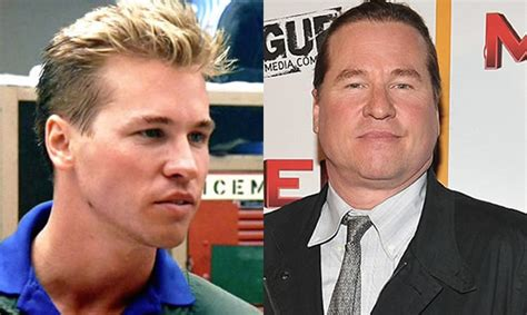 Val Kilmer Had Gaining Weight Felt Like He Was by 20 Who Got Overweight Page 11 Funtality