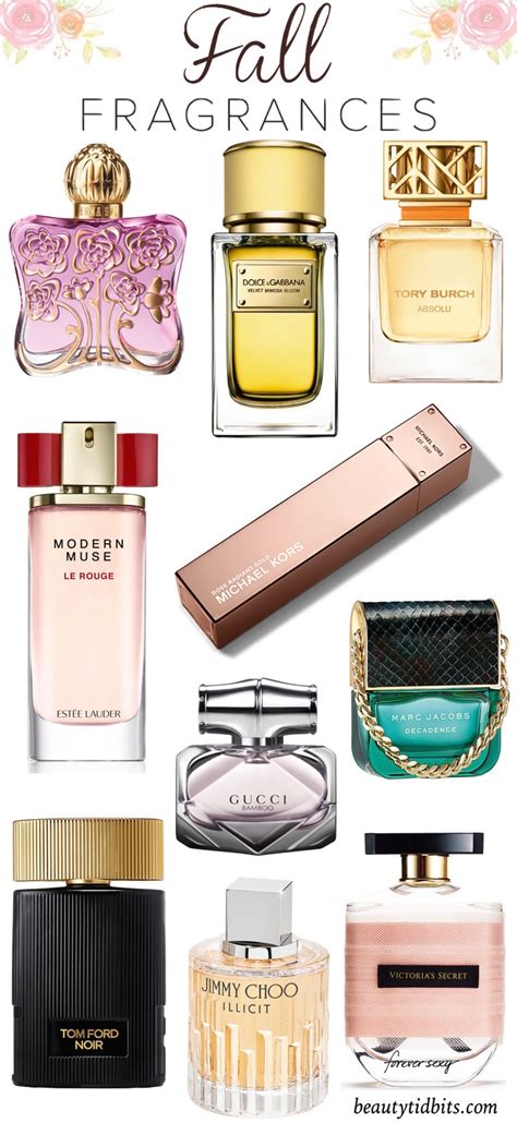 10 Sexiest New Scents For This Fall by 10 New Deliciously Seductive Fragrances For Fall