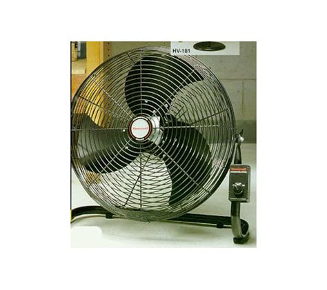 honeywell commercial grade fan honeywell hv180 3 speed 18 quot commercial gradefloor fan