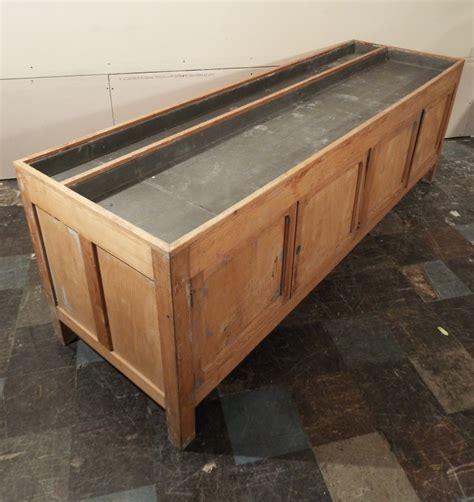 antique potting bench antique dry sink potting bench cabinet