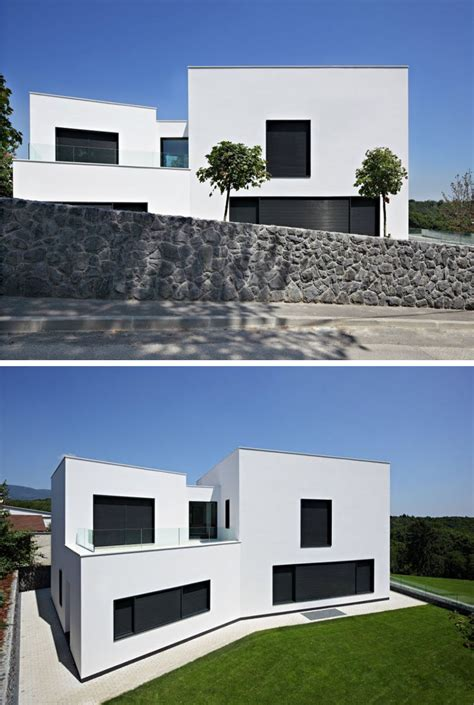 modern house structure