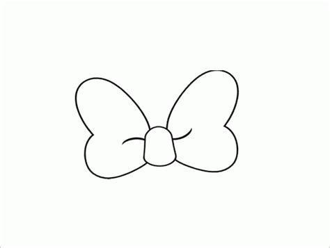 printable minnie mouse template 8 printable minnie mouse bow templates free premium