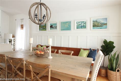 paintings for the dining room painting simply white in the dining room kitchen the
