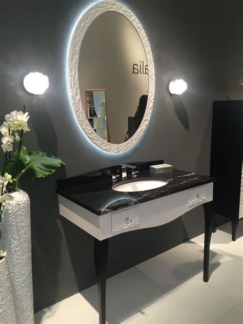 led mood lighting bathroom backlit mirrors the focal points of the modern bathrooms