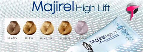 loreal l oreal professional majirel high lift hair dye colour permanent 50ml ebay coloration majirel high lift l or 233 al 50 ml