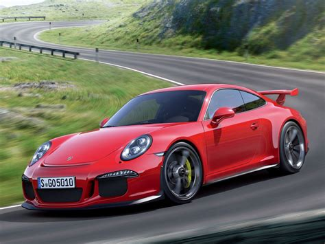 porsche carrera 911 2014 porsche 911 gt3 991 gets official photos