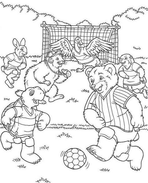 group of animals coloring page forest animals free colouring pages