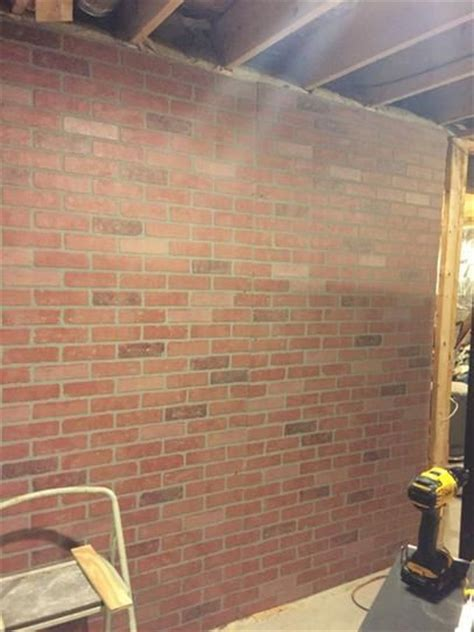 null 1 4 in x 48 in x 96 in kingston brick wall panel