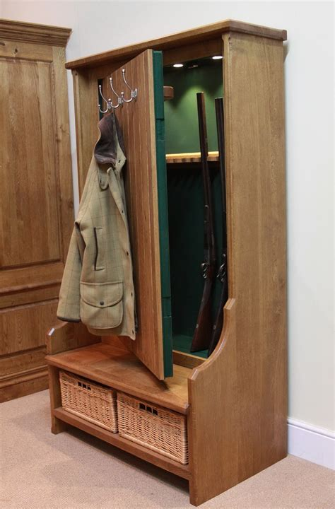 Bookcase Gun Cabinet Hidden Gun Cabinet Plans Home Design Ideas