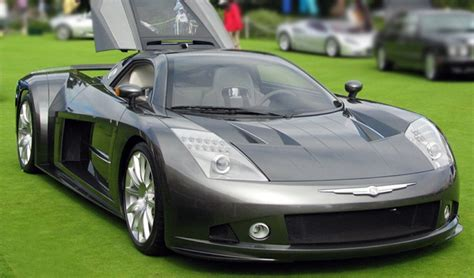 chrysler supercar me 412 concept supercars that should made production zero