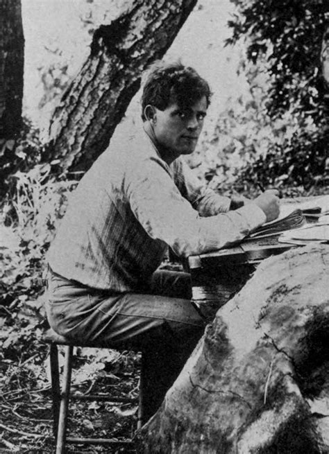 Astral Travels with Jack London